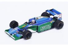 "Spark Model S4481 Benetton B194 #5 ""Mild Seven"" 'Michael Schumacher' Winner Monaco Grand Prix & F1 World Champion 1994"
