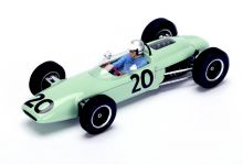 Spark Model S4825 Lotus 24 #20 'Jim Hall' 5th pl German Grand Prix 1963