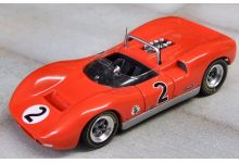 Marsh Models MM276B2 McLaren M1B #2 'Phil Hill' 5th pl Kent 1965