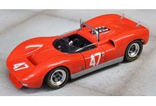 Marsh Models MM276B47 McLaren Elva Mark II Oldsmobile M1B #47 'Bruce McLaren' winner Nassau Governor's Trophy Race 1965