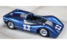 Marsh Models MM277B17 McLaren M6B #17 'Jerry Titus' 3rd pl Can-Am Las Vegas 1968