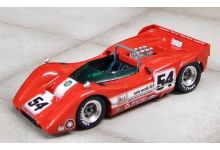 Marsh Models MM277B54 McLaren M6B Chevrolet #54 'Oscar Koveleski' Can-Am Mont-Tremblant 1969