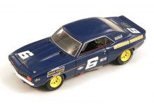 Spark Model S2602 Chevrolet Camaro Sunoco Penske #6 'Mark Donohue' Trans-Am Champion 1969