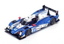 Spark Model S5128 Oreca 05 - Nissan #47 'Tsugio Matsuda - Matt Howson - Richard Bradley' LMP2 Le Mans 2016