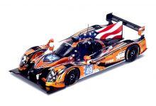 Spark Model S5130 Ligier JS P2 - Honda #49 'John Pew - Oswaldo Negri Jr. - Laurens Vanthoor' LMP2 14th pl Le Mans 2016