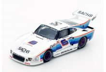 "Spark Model 43SE80 Porsche 935 K3 #6 Barbour Racing ""'John Fitzpatrick - Dick Barbour' winner 12 hrs of Sebring 1980"