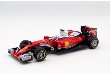 Bburago BB36803 Ferrari SF16-H #5 'Sebastien Vettel' F1 2016
