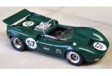 Marsh Models MM283B57 McLaren M1C #57 'John Cordts' 8th pl Players 200 Can-Am 1967