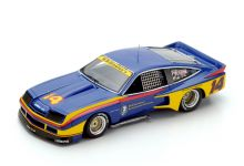 Spark Model S0860 Chevrolet Monza #14 DeKon Engineering c/n 1008 'Al Holbert' IMSA Champion 1976