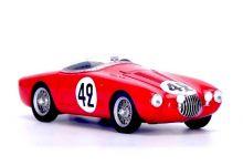 Spark Model S4736 OSCA MT-4 1500 #42 'Jacques Péron - Francesco Giardini' Le Mans 1954