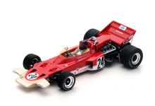 Spark Model S5345 Lotus 72C #24 'Emerson Fittipaldi' Winner US Grand Prix 1970