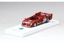 TSM Models TSM164311 Alfa Romeo T33 TT 12 #2 'Arturo Merzario - Jacques Laffite' Winner Monza 1000Km 1975