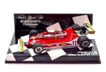 Minichamps 430797311 Ferrari 312 T4 #11 'Jody Scheckter' F1 World Champion 1979