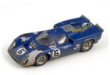 Spark Model 43DA69 Lola T70 Mk3B #6 'Mark Donohue -  Chuck Parsons' winner 24 hrs of Daytona 1969
