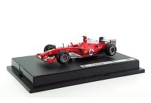 Mattel B6206 Ferrari F2004 #1 'Michael Schumacher' 2004 F1 World Champion