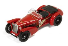 IXO Models LM1932 Alfa Romeo 8C #8 'Raymond Sommer - Luigi Chinetti' winner Le Mans 1932