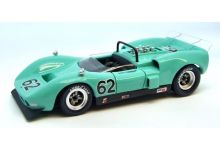 Marsh Models MM292B62 McLaren M1B #62 'John Cannon' 4th pl Can-Am St Jovite 1966