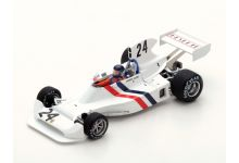 Spark Model S2241 Hesketh 308 'James Hunt' 3rd pl Swedish Grand Prix 1974