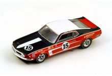 Spark Model S2642 Ford Mustang #15 'Parnelli Jones' 2nd pl Trans-Am Championship 1969