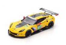 Spark Model S5131 Chevrolet Corvette C7.R #63 'Jan Magnussen - Antonio Garcia - Ricky Taylor' LMGTE Pro 25th pl Le Mans 2016