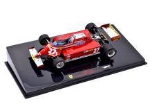 Mattel Elite T6269 Ferrari 126 CK #27 'Giles Villeneuve' winner Grand Prix of Monaco 1981