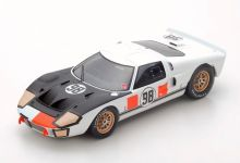 Spark Model 18DA66 Ford GT40 MkII #98 'Ken Miles - Lloyd Ruby' winner 24 hrs of Daytona 1966
