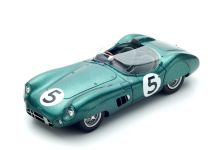 Spark Model 43LM59 Aston Martin DBR1 #5 'Roy Salvadori - Carroll Shelby' winnner Le Mans 1959