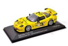 Action - Minichamps AC4011403 Chevrolet Corvette C5-R #3 'Andy Pilgrim - Dale Ernhardt - Dale Ernhardt Jr - Kelly Collins' 4th pl 24 hrs of Daytona 2001