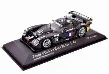 Action - Minichamps AC4978952 Panoz GTR-1 #52 'Eric Bernard - Franck Lagorce - Jean-Christophe Boullion' Le Mans 1997