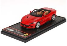 BBR Models BBRC207B Ferrari Portofino Spider Version