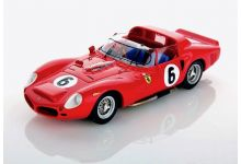 Looksmart Models LSLM023 Ferrari 330TRi/LM #6 'Olivier Gendebien - Phil Hill' winner Le Mans 1962
