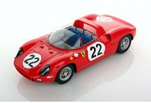 Looksmart Models LSLM052 Ferrari 275P #22 'Giancarlo Baghetti - Umberto Maglioli' Le Mans 1964