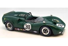 Marsh Models MM293B38 McLaren M1B #38 'Dick Brown' 9th pl Bridgehampton Can-Am 1966