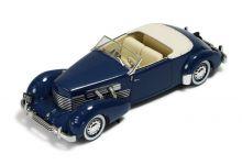 IXO Models MUS030 Cord 812 Convertible Phaeton 1937