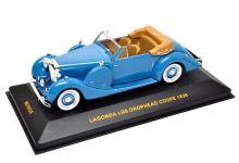 IXO Models MUS039 Lagonda LG6 Drophead Coupe 1939