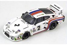 Spark Model 43DA80 Porsche 935 #2 'Reinhold Joest - Rolf Stommelen - Volkert Merl' 1st pl 24 hrs of Daytona 1980