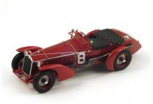 Spark Model 43LM32 Alfa Romeo 8C #8 'Raymond Sommer - Luigi Chinetti' winner Le Mans 1932