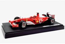 Mattel B1023 Ferrari F2003-GA #1 'Michael Schumacher' F1 World Champion 2003