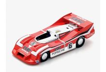 Bizarre Models B1054 Porsche 917/30 #6 'Mark Donohue' World's Closed Course Speed Record Car 1975 (221.160 mph)