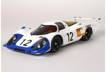 BBR Models BBRC1833B Porsche 917 LH #12 'Vic Elford - Richard Attwood' Le Mans 1969