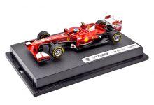 Mattel BCK16 Ferrari F138 #3 'Fernando Alonso' F1 2013