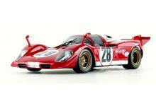 CMR CMR030 Ferrari 512S #28 'Mario Andretti - Arturo Merzario - Jacky Ickx' 3rd pl 24 hrs of Daytona 1970