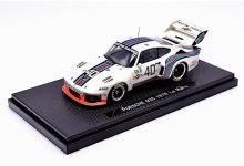 Ebbro 768 Porsche 935 #40 'Manfred Schurti - Rolf Stommelen' 4th pl Le Mans 1976
