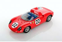 LookSmart Models LSLM064 Ferrari 250 P #22 'Mike Parkes - Umberto Maglioli' 3rd pl Le Mans 1963