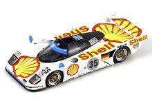 Spark Model S1900 Porsche 962 GT-LM #35 'Thierry Boutsen - Danny Sullivan - Hans Stuck' 3rd pl Le Mans 1994
