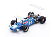 Spark Model S7183 Matra MS10 #7 'Jackie Stewart' Winner South African GP & F1 World Champion 1969