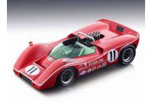 Tecnomodel TM18-56B McLaren M6B #11 'Lothar Motschenbacher' 3rd pl Can-Am Bridgehampton 1968