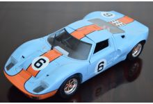 Universal Hobbies 3008 Ford GT40 Gulf #6 'Jacky Ickx - Jackie Oliver' winner Le Mans 1969