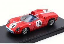 Looksmart Models LSLM090 Ferrari 330P #14 'Graham Hill - Jo Bonnier' 2nd pl Le Mans 1964