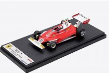Look Smart Models LSRC060 Ferrari 312T #11 'Clay Regazzoni' winner Italian Grand Prix 1975